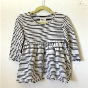 Boy + girl striped cotton dress 4/5T